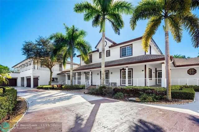 17800 SW 63 MANOR, Southwest Ranches, FL 33331 (MLS #F10261946) :: The Howland Group