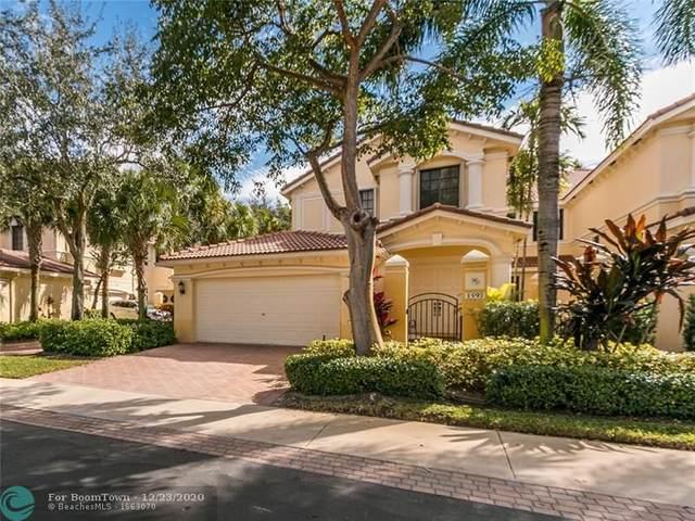 1597 Passion Vine Cir #1597, Weston, FL 33326 (MLS #F10262528) :: Berkshire Hathaway HomeServices EWM Realty