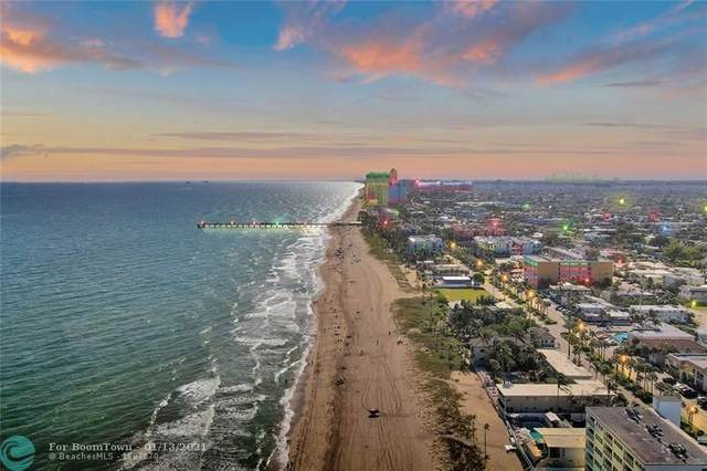 4900 N Ocean Blvd #1712, Lauderdale By The Sea, FL 33308 (#F10262753) :: Posh Properties