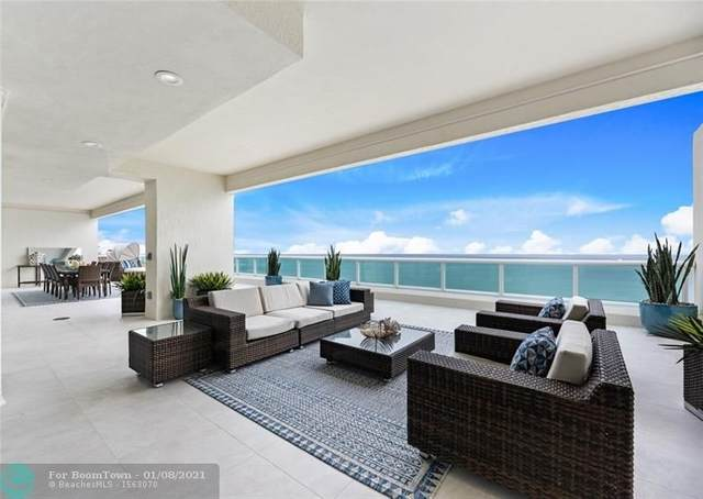 101 S Fort Lauderdale Beach Blvd #2805, Fort Lauderdale, FL 33316 (MLS #F10263707) :: Patty Accorto Team