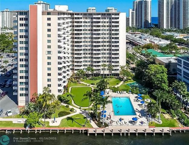 3233 NE 34th St #1508, Fort Lauderdale, FL 33308 (MLS #F10263813) :: Berkshire Hathaway HomeServices EWM Realty