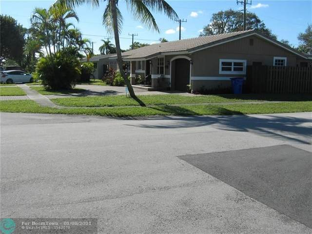1301 SE 2nd Terrace, Deerfield Beach, FL 33441 (MLS #F10263955) :: THE BANNON GROUP at RE/MAX CONSULTANTS REALTY I