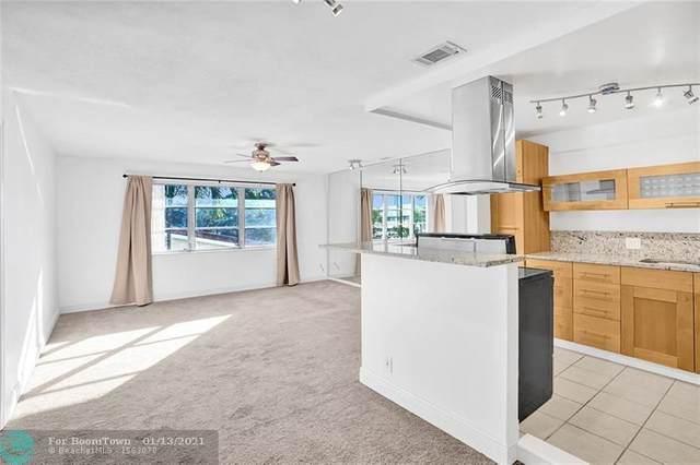 2186 NE 56th St #209, Fort Lauderdale, FL 33308 (MLS #F10263974) :: Green Realty Properties