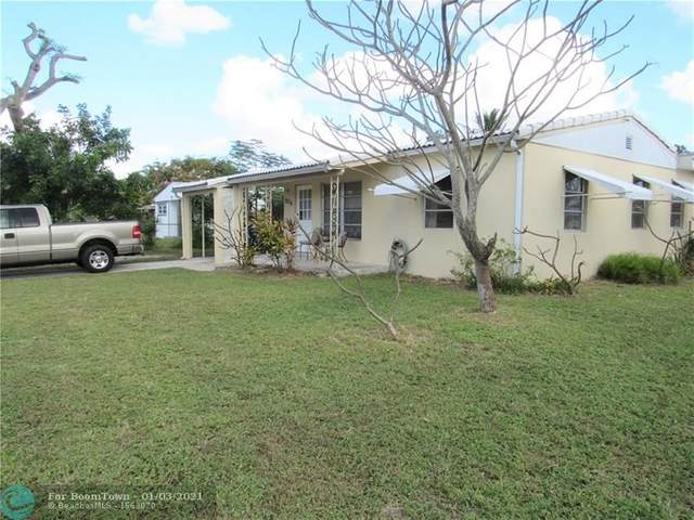 5256 NW 5th Ave, Oakland Park, FL 33309 (MLS #F10264177) :: Laurie Finkelstein Reader Team