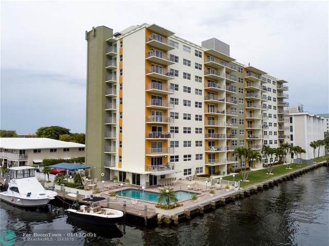 2900 NE 30th St 8J, Fort Lauderdale, FL 33306 (MLS #F10264414) :: Patty Accorto Team