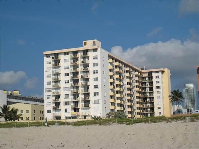 345 Ocean Dr #924, Miami Beach, FL 33139 (#F10264418) :: Baron Real Estate