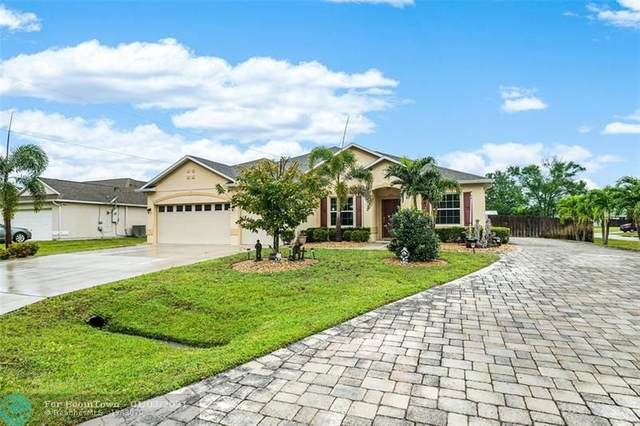 1001 SW Eckard Avenue, Port Saint Lucie, FL 34953 (MLS #F10264527) :: THE BANNON GROUP at RE/MAX CONSULTANTS REALTY I