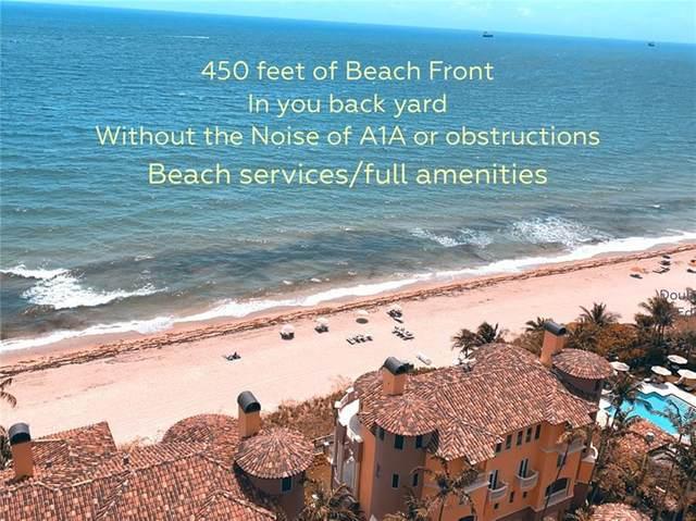 2110 N Ocean Blvd 18D, Fort Lauderdale, FL 33305 (#F10264650) :: Michael Kaufman Real Estate