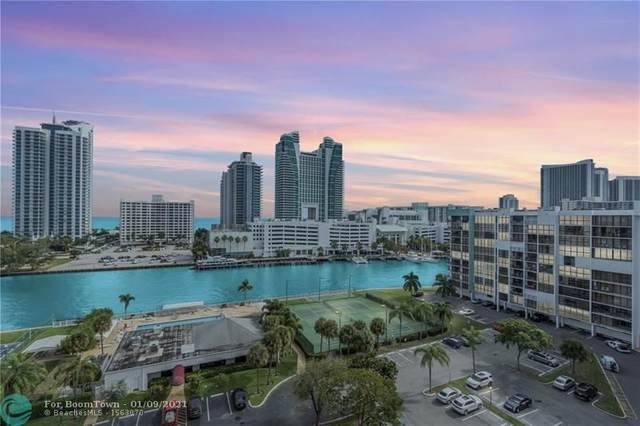 600 Parkview Dr #1130, Hallandale Beach, FL 33009 (MLS #F10264877) :: The Howland Group