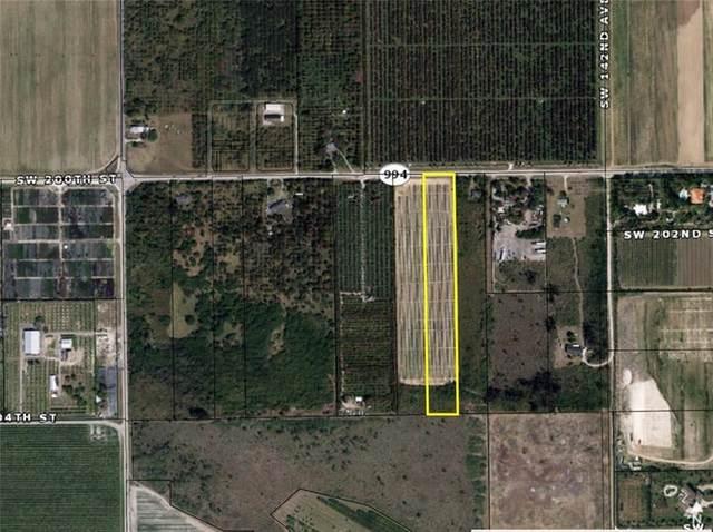 14300 SW 200 Street, Miami, FL 33177 (MLS #F10264891) :: Berkshire Hathaway HomeServices EWM Realty