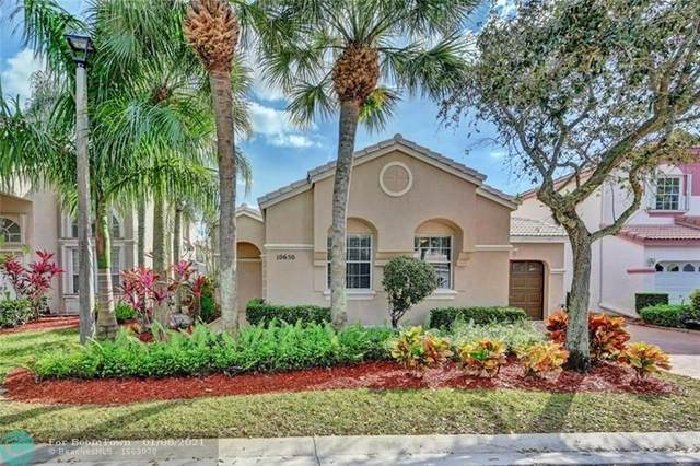 10650 NW 48TH ST, Coral Springs, FL 33076 (MLS #F10264982) :: Miami Villa Group