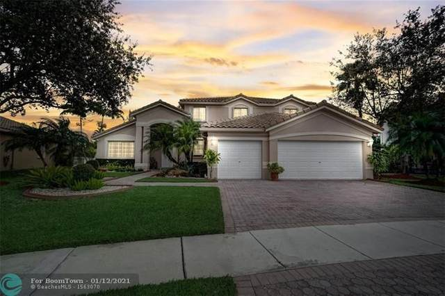3761 SW 144th Ave, Miramar, FL 33027 (MLS #F10265123) :: THE BANNON GROUP at RE/MAX CONSULTANTS REALTY I