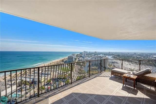 100 S Birch Rd #2601, Fort Lauderdale, FL 33316 (MLS #F10265169) :: Dalton Wade Real Estate Group