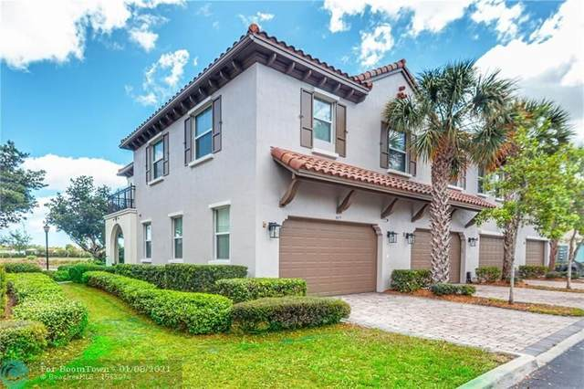 4077 Cascada Cir #4077, Cooper City, FL 33024 (MLS #F10265178) :: THE BANNON GROUP at RE/MAX CONSULTANTS REALTY I