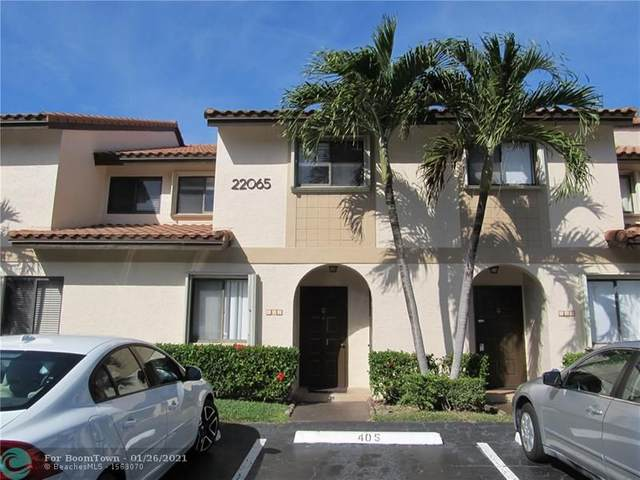 22065 Las Brisas Cir #405, Boca Raton, FL 33433 (MLS #F10265272) :: Green Realty Properties