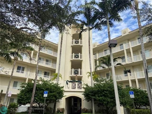 3500 Oaks Clubhouse Dr #502, Pompano Beach, FL 33069 (#F10265448) :: Posh Properties