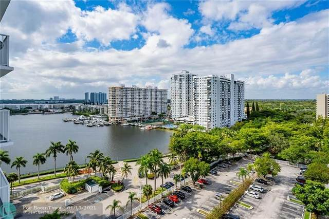 2801 NE 183rd St 1401W, Aventura, FL 33160 (#F10265665) :: The Rizzuto Woodman Team