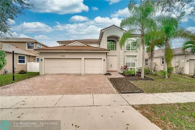 13805 NW 11 ST, Pembroke Pines, FL 33028 (MLS #F10265779) :: Miami Villa Group