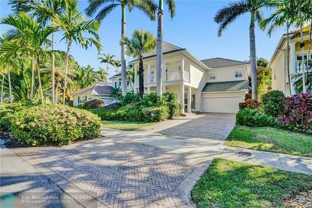 528 NE 17th Way, Fort Lauderdale, FL 33301 (MLS #F10265992) :: The Howland Group