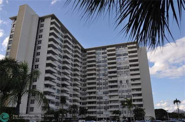 3200 NE 36th St #1602, Fort Lauderdale, FL 33308 (#F10266010) :: Realty One Group ENGAGE