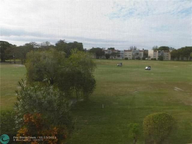 7847 Golf Circle Drive #306, Margate, FL 33063 (MLS #F10266110) :: Patty Accorto Team