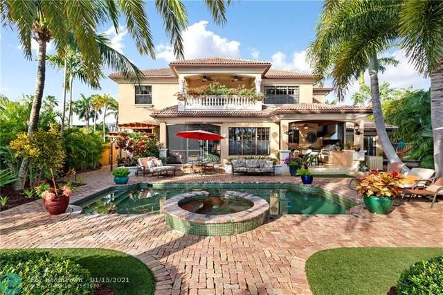 526 Solar Isle Dr, Fort Lauderdale, FL 33301 (MLS #F10266116) :: The Howland Group