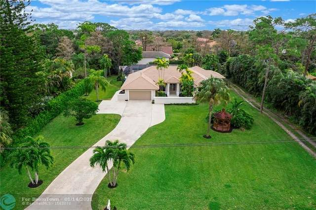6256 NW 62nd Ter, Parkland, FL 33067 (MLS #F10266268) :: THE BANNON GROUP at RE/MAX CONSULTANTS REALTY I