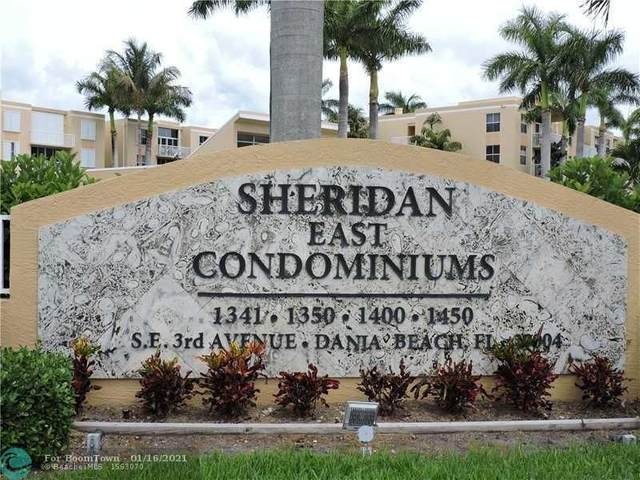 1341 SE 3rd Ave #410, Dania Beach, FL 33004 (#F10266287) :: Ryan Jennings Group