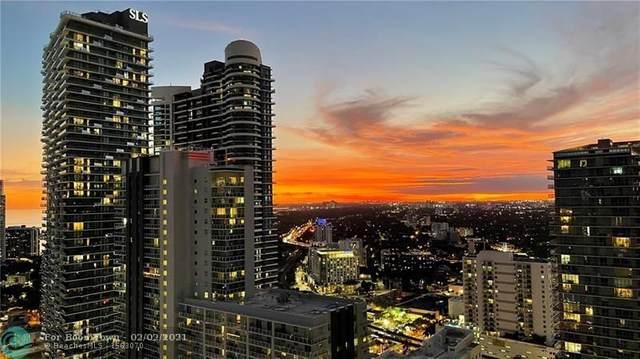 1080 Brickell Ave #3309, Miami, FL 33131 (MLS #F10266669) :: Green Realty Properties