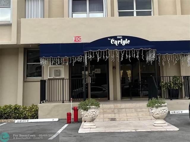 2881 NE 33rd Ct 3G, Fort Lauderdale, FL 33306 (#F10266834) :: Signature International Real Estate