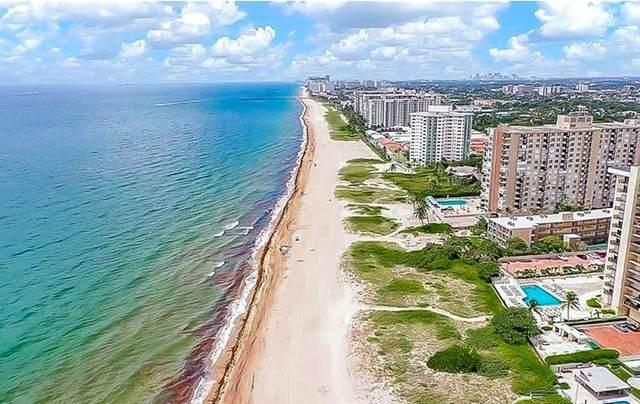 1900 S Ocean Blvd 5K, Pompano Beach, FL 33062 (#F10267309) :: Signature International Real Estate