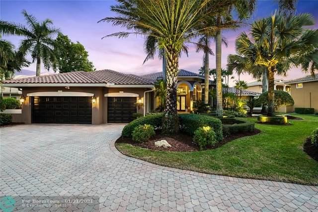 12020 NW 62nd Ct, Parkland, FL 33076 (MLS #F10267404) :: Berkshire Hathaway HomeServices EWM Realty