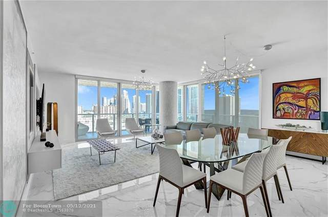 300 Sunny Isles Blvd 4-1601, Sunny Isles Beach, FL 33160 (#F10267650) :: Signature International Real Estate