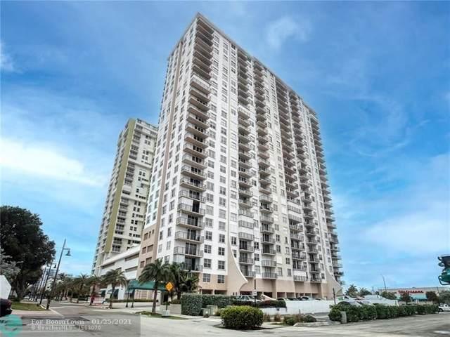 101 Briny Ave #401, Pompano Beach, FL 33062 (MLS #F10267878) :: Patty Accorto Team
