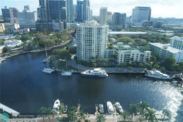 610 W Las Olas Blvd 2115-N, Fort Lauderdale, FL 33312 (MLS #F10267922) :: THE BANNON GROUP at RE/MAX CONSULTANTS REALTY I