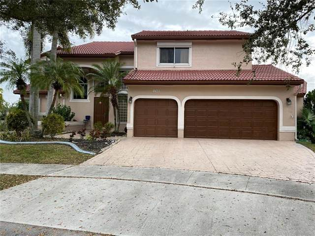 1345 SW 173rd Way, Pembroke Pines, FL 33029 (MLS #F10268035) :: Castelli Real Estate Services
