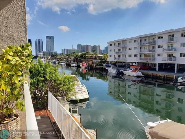 3716 NE 168th St #205, North Miami Beach, FL 33160 (MLS #F10268190) :: Green Realty Properties