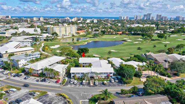 4812 NE 23rd Ave #6, Fort Lauderdale, FL 33308 (MLS #F10268199) :: Green Realty Properties