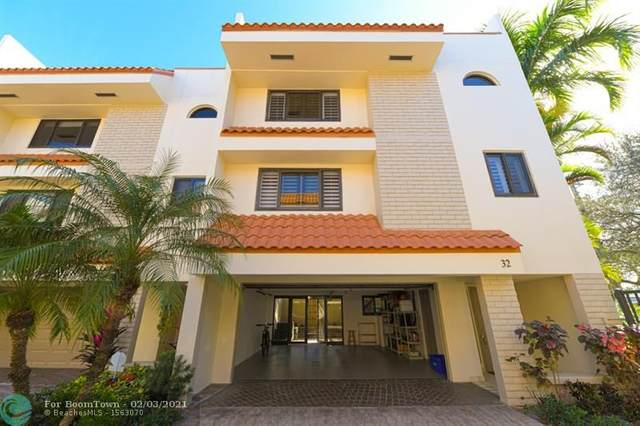 1401 NE 9 Street #32, Fort Lauderdale, FL 33304 (#F10268349) :: Realty One Group ENGAGE