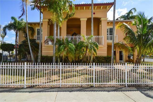 1647 Hollywood Blvd, Hollywood, FL 33020 (MLS #F10268675) :: Berkshire Hathaway HomeServices EWM Realty