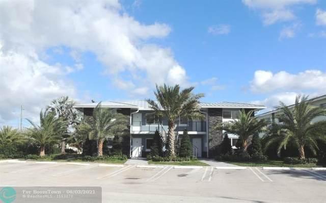 830 SE 22 Ave, Pompano Beach, FL 33062 (MLS #F10268845) :: Green Realty Properties