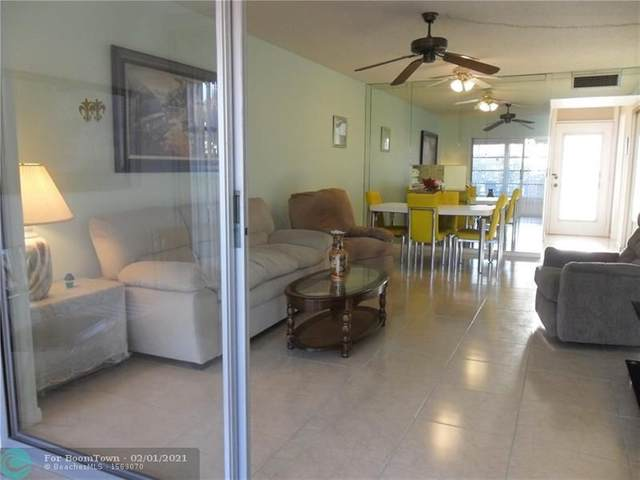 2991 NW 46th Ave #106, Lauderdale Lakes, FL 33313 (#F10268871) :: The Rizzuto Woodman Team