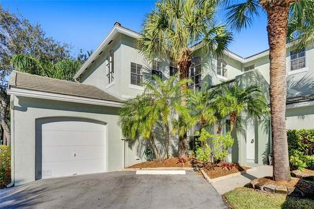 4720 Grapevine Way #4720, Davie, FL 33331 (#F10268873) :: Realty One Group ENGAGE