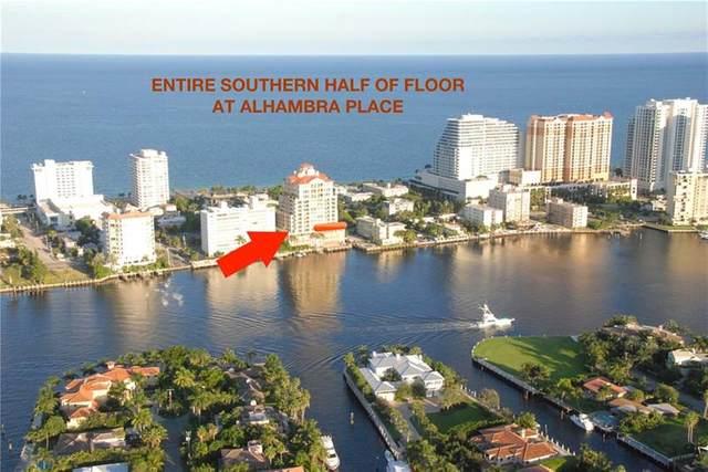 209 N Birch Rd #602, Fort Lauderdale, FL 33304 (#F10268943) :: The Rizzuto Woodman Team