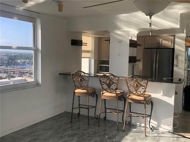 111 Briny Avenue #914, Pompano Beach, FL 33962 (#F10270894) :: Baron Real Estate
