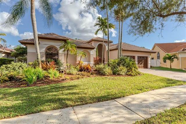 1213 NW 179th Ter, Pembroke Pines, FL 33029 (MLS #F10270925) :: Castelli Real Estate Services