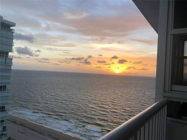 1370 S Ocean Blvd #2206, Pompano Beach, FL 33062 (#F10270939) :: Baron Real Estate