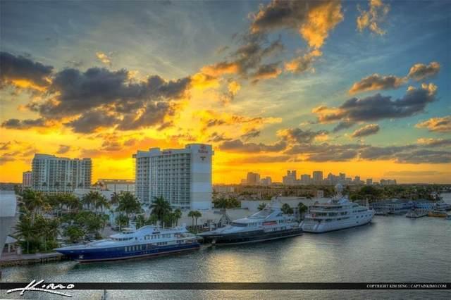 1819 SE 17th St #812, Fort Lauderdale, FL 33316 (#F10271380) :: The Rizzuto Woodman Team