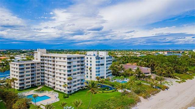 1069 Hillsboro Mile #903, Hillsboro Beach, FL 33062 (MLS #F10273941) :: Castelli Real Estate Services