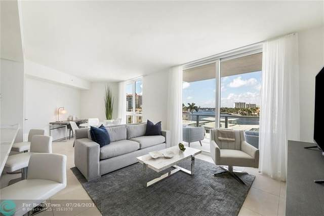 401 N Birch Rd #406, Fort Lauderdale, FL 33304 (#F10274509) :: DO Homes Group